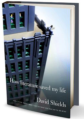 how literature saved my life shields david
