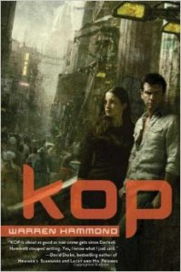 """Kop"" is the first of three in the series, including ""Ex-Kop"" and ""Kop Killer."""