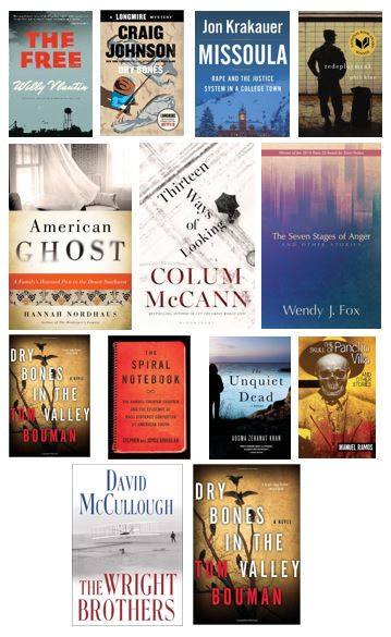 Top Books 2015