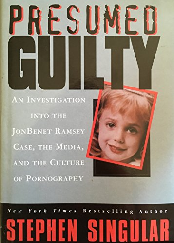 Presumed Guilty Cover  Presumed Guilty Book